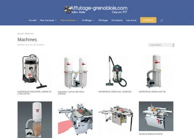 creation site internet affutage grenoblois