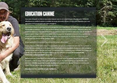 creation-site-internet-vitrine-educateur-canin-grenoble