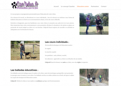 site-wordpress-educateur